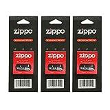 #10: Zippo Wick Pack of 3