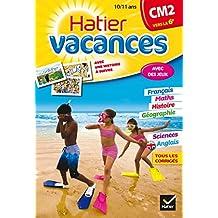 Cahier de vacances du CM2 vers la 6ème