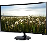 "Samsung 32"" Full HD 1080p LED Curved Smart TV Monitor with FreeviewHD V32F390SEX"
