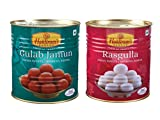 #3: Halduram's Gulab Jamun & Rasgulla ( Combo Pack )