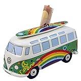 VW Collection by BRISA VW Bus Samba Spardose / Design: Peace