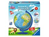 Ravensburger 12337 - Kinderglobus in Deutscher Sprache  3D-Puzzle