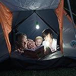 Luce-a-LED-in-4-colori-di-rivestimento-Lampade-da-campeggio-8-pezzi-Superficie-di-contatto-sicura-Giardino-campeggio-festa-guardaroba