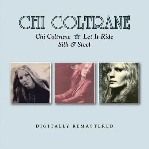 Chi Coltrane: CHI COLTRANEs drei Alben für CBS aus den Jahren 1972, 1974 und 1981. Digital remastert, mit neuer Umverpackung und mit neuen Linernotes. 'Chi Coltrane' schaffte es in die US Top 200 Album Charts und die Single 'Thunder And Lightning' war ein US Top 20 Hit. Chi Coltrane war eine anerkannte Sängerin und Pianistin, mußte ihre lang andauernde Karriere aber aus persönlichen Gründen einige Zeit aussetzen. Nach wir vor spielt sie aber auch live und nimmt neue Musik auf. (Audio CD)