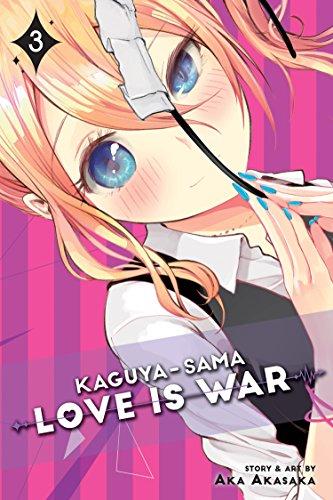 Kaguya-sama: Love is War, Vol. 3 por aka akasaka
