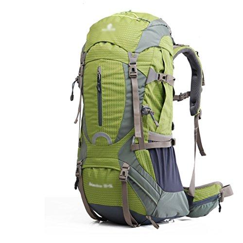 Imagen de  montaña  al aire libre multi  funcional equipos al aire libre de gran capacidad hombres y mujeres hombro viajes  bolsa de escalada 60l  de marcha  color  a