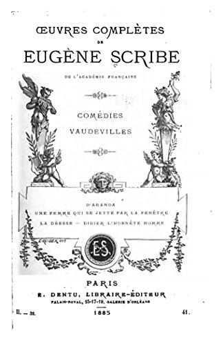 Œuvres Complètes de Eugène Scribe (French Edition)