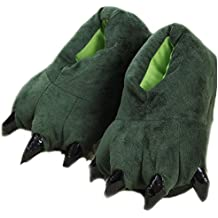 Peluche Peluche Unisex Pantofole Animal Costume Paw Claw Shoes