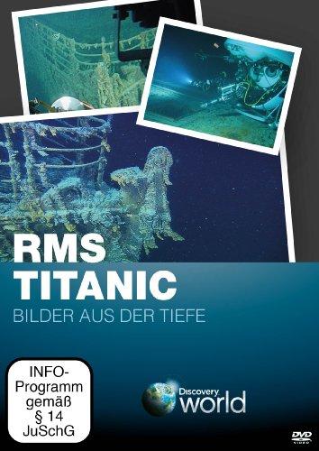 Titanic - Bilder aus der Tiefe (Bild Dvd)
