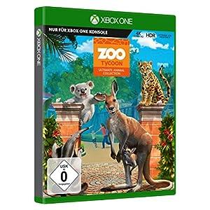 Zoo Tycoon – [Xbox One X]