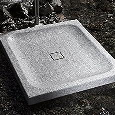 Lavello in pietra di luserna 43x62x18: Amazon.it: Handmade