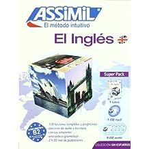 Inglés Superpack (Libro+1 mp3+4CD) (Senza sforzo)
