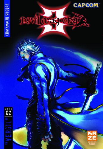 Devil May Cry 3, Tome 2 : Code 2  Vergil