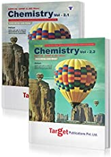 NEET-UG / JEE (Main) Absolute Chemistry Combo Vol. - 2.1 & 2.2