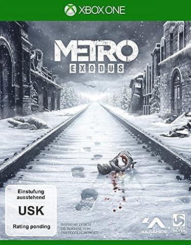 Metro Exodus [Day One Edition] - [Xbox