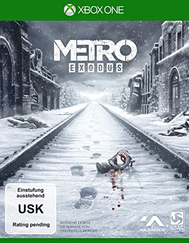 Metro Exodus [Day One Edition] - [Xbox One] (Video-spiel-xbox One)