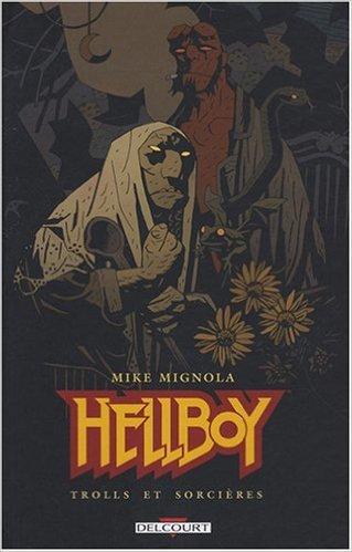 Hellboy, Tome 8 : Trolls et sorcires de Mike Mignola,P. Craig Russel,Richard Corben ( 30 avril 2008 )