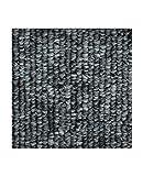 CAIJUN tappeti Tappeto musivo, solido pvc ufficio tecnico commerciale per combattere tappeti, quadrotte decorazione dell'ufficio scendiletto (Colore : B, dimensioni : 50*50cm/2)