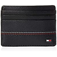 Tommy Hilfiger Card Holder for Men-Black