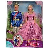 Steffi Liebes-Märchen-Puppen-Doppelpack - Prinz + Prinzessin-Puppen