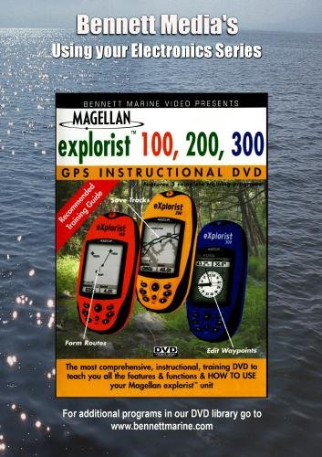 Produktbild MAGELLAN EXPLORISTS SERIES (100,  200,  300)