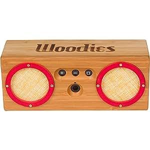 Woodies Bluetooth Wood Speaker