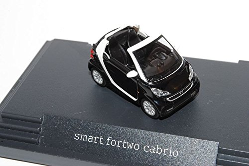 smart-fortwo-cabrio-schwarz-facelift-2010-ab-2007-a451-h0-1-87-herpa-modell-auto
