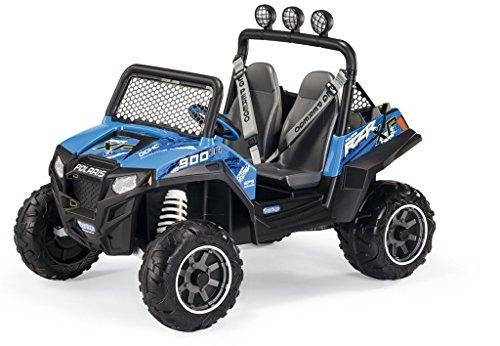 Preisvergleich Produktbild Peg Perego S.p.A OD0084 - Pérego 12V Polaris Ranger RZR 900, Fahrzeuge, blau