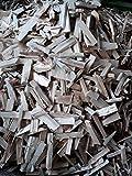 30 kg Restholz Anzündholz Brennholz Anfeuerholz Anmachholz Kiefer/Fichte