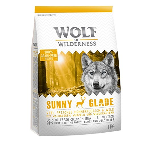 Wolf of Wilderness Venison - Guante sol adulto Una