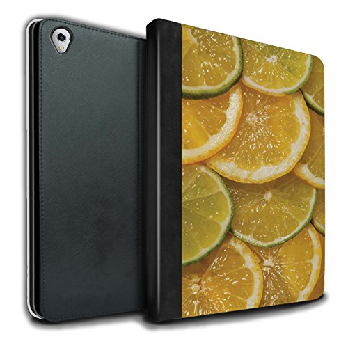stuff4-pu-leather-book-cover-case-for-apple-ipad-pro-97-tablets-lemon-lime-design-juicy-fruit-collec