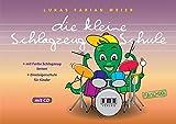 Die kleine Schlagzeug-Schule: Mit Farbe Schlagzeug lernen Einsteigerschule für Kinder (Fun-School)