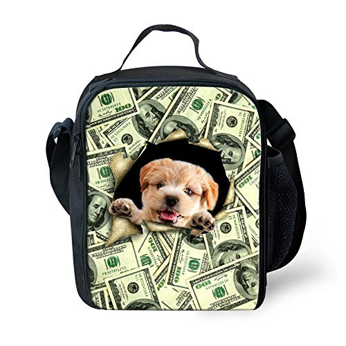 hugsidea-cute-dog-print-insulated-lunch-food-tote-bag-handbag-golden-retriever-by-hugsidea