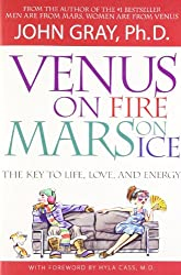 Venus on Fire Mars on Ice