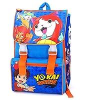 Nathan ed i simpatici Yo-Kai sono pronti ad accompagnarti a Scuola con questo fantastico Zaino Estensibile per vivere insieme a te un Anno Scolastico davvero entusiasmante.