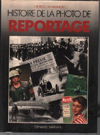 Histoire de la photo de reportage