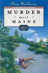 Murder Most Maine: A Gray Whale Inn Mystery (Book 3) (Gray Whale Inn Mysteries) by Karen MacInerney (2009-06-01)