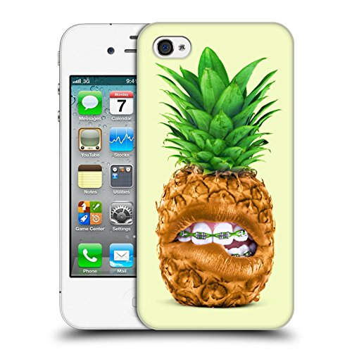 ufficiale-paul-fuentes-ananas-sq-pastelli-cover-retro-rigida-per-apple-iphone-4-4s
