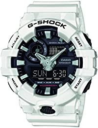 Casio G-Shock – Herren-Armbanduhr mit Analog/Digital-Display und Resin-Armband – GA-700-7AER
