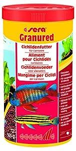 Sera - Granured - Granulés pour poissons - 1 l