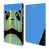 Offizielle Ric Stultz Case Of The Hues Tiere 3 Brieftasche Handyhülle aus Leder für Samsung Galaxy Tab S2 9.7