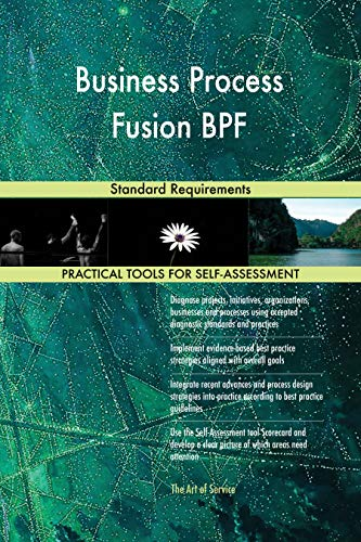 Business Process Fusion BPF Standard Requirements (English Edition) -