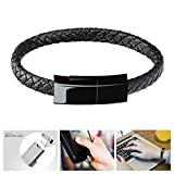 Best Iphone Portable 6 caricabatterie - Bsolli Portable Wristband Style USB data cavo di Review