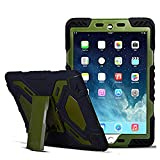 Meiya iPad Air 2 Coque,New Robuste Rsistant aux Chocs salet Neige Sable Proof...