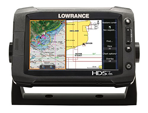 LOWRANCE HDS-7M GEN2 TOUCH - ELECTRONICA NAUTICA  COLOR NEGRO  TALLA UK: 6 4 INCH