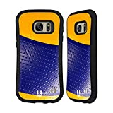 Head Case Designs Volleyball Collections Boules Étui Coque Hybride pour Samsung Galaxy S7