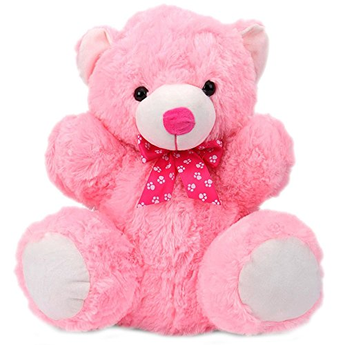 Dimpy Stuff Teddy Bear Stuff Toy Pink Color  available at amazon for Rs.699