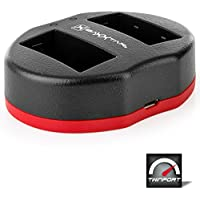 Baxxtar USB Doppio / Dual caricabatterie TWIN