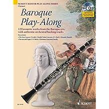 Baroque Play-Along: Clarinet