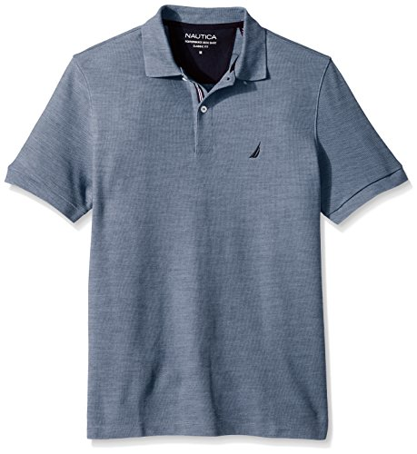 nautica-mens-classic-short-sleeve-striped-polo-shirt-deep-anchor-heather-medium
